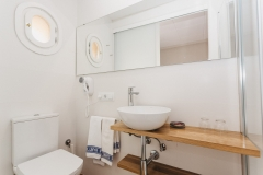 bany petit reformat amb dutxa