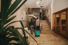 Clients van ascensor