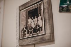 Foto antiga família