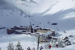 Vall de Núria hivern