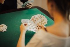 Detall jocs de cartes
