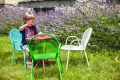 detall cadiretes infantils